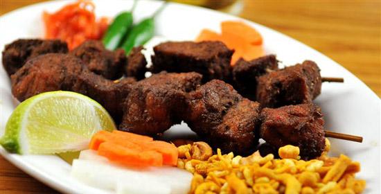 Explore Nepal Culinary Recipes Lamb Chili Meatballs
