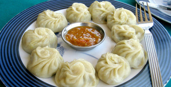 Creative Nepali Recipe: Momo