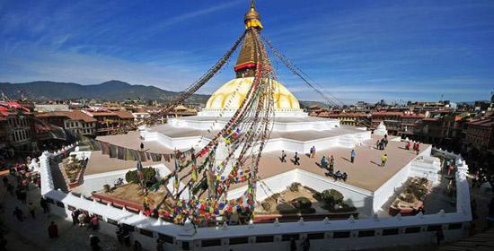 Explore Nepal: Bouddha