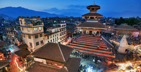 Explore Nepal: Kasthamandap