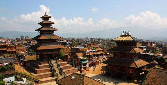 Explore Nepal: Nyatapola