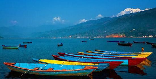 Explore Nepal: Phewa Lake