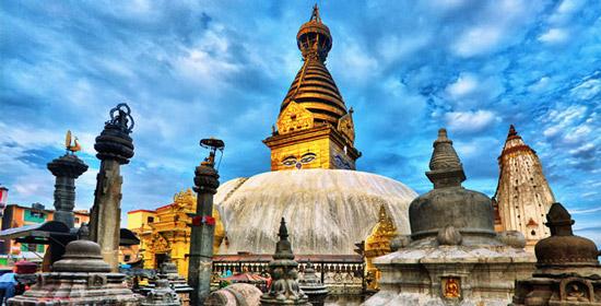 Explore Nepal: Swayambhu